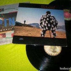 Discos de vinilo: PINK FLOYD - DELICATE SOUND OF THUNDER ..2 LP ´S - EMI - 176 79 1480 1 .. 1ª .ED. ESPAÑA . 1988. Lote 103975827