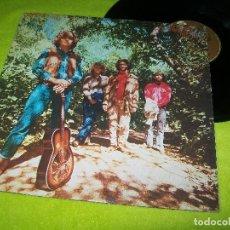 Discos de vinilo: CREEDENCE CLEARWATER REVIVAL - GREEN RIVER ..LP 2ª EDICION ESPAÑOLA 1976 - FANTASY RECORDS .. Lote 103978979