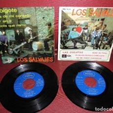 Discos de vinilo: LOTE DE 54 SINGLES ANTIGUOS MUSICA VARIADA,SALIDA 1 EURO. Lote 103981459