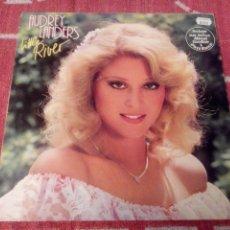 Discos de vinilo: AUDREY LANDERS. LP LITTLE RIVER.. Lote 103985192