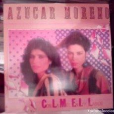Discos de vinilo: AZUCAR MORENO - CON LA MIEL EN LOS LABIOS - LP - EMI 1984 SPAIN. Lote 103986287