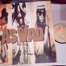 Discos de vinilo: ASWAD - TOO WICKED. Lote 103993355