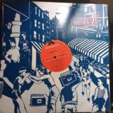 Discos de vinilo: MONYAKA – REGGAE-MATIC-FUNK. EDICION UK. Lote 103996495
