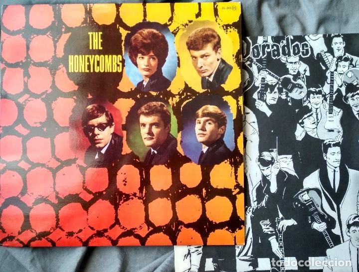 THE HONEYCOMBS. LP EDICIÓN ESPAÑOLA 1980 (Música - Discos - LP Vinilo - Pop - Rock Extranjero de los 50 y 60)