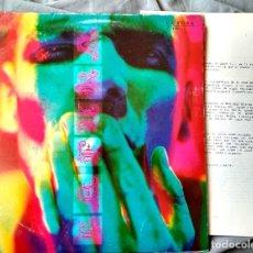 Discos de vinilo: LA FURA (DELS BAUS) - ERG. LP 1991. Lote 104009623