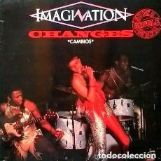 Discos de vinilo: IMAGINATION - CHANGES / ALL NIGHT LOVIN - MAXI-SINGLE MOVIEPLAY 1983. Lote 104020459