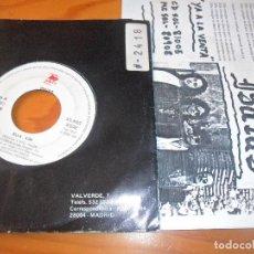 Discos de vinilo: ISAIAS - ELLA - 1992 SOLERA PROMOCIONAL CON ENCARTE -. Lote 104021475