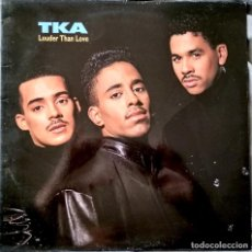 Discos de vinilo: TKA - LOUDER THAN LOVE. LP 1990. Lote 104031715