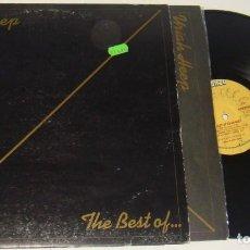 Discos de vinilo: LP - URIAH HEEP - THE BEST OF - THE BEST OF URIAH HEEP. Lote 104033711