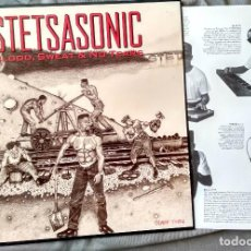 Discos de vinilo: STETSASONIC - BLOOD, SWEAT AND NO TEARS. LP 1991. Lote 104034015