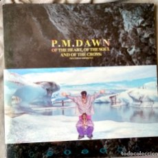 Discos de vinilo: P.M. DAWN - OF THE HEART, OF THE SOUL AND OF THE CROSS: THE UTOPIAN EXPERIENCE. LP 1991. Lote 104034539