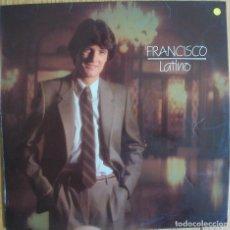 Discos de vinilo: DISCOS (FRANCISCO). Lote 104036231