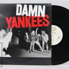 Discos de vinilo: LP VINILO DE METAL - DAMN YANKEES - WARNER BROS, AÑO 1990. Lote 104037259
