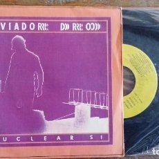 Discos de vinilo: AVIADOR DRO 1982 NUCLEAR SI. Lote 104039143