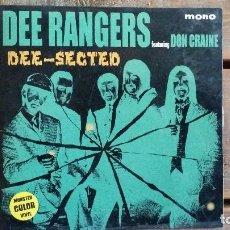 Discos de vinilo: DEE RANGERS FEATURING DON CRAINE 2003 DEE SECTED. Lote 104039555