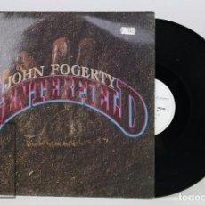 Discos de vinilo: LP VINILO DE ROCK - JOHN FOGERTY / CENTERFIELD - WEA RECORDS, AÑO 1985. Lote 104039759
