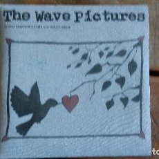 Discos de vinilo: THE WAVE PICTURES 2009 IF YOU LEAVE IT ALONE. Lote 104039827