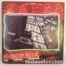 Discos de vinilo: FRANK ZAPPA - ZAPPA IN NEW YORK - DOBLE LP VINILO. Lote 104040023
