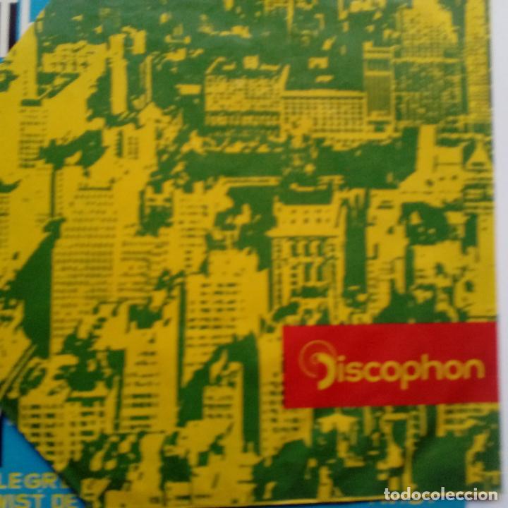 Discos de vinilo: THE MARCELS - OLIVER AND THE TWISTERS- TWIST + 3- SPAIN EP 1961 - EXC. ESTADO. - Foto 3 - 104041043