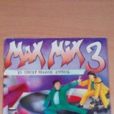 Discos de vinilo: MAX MIX 3 - EL TERCER MEGAMIX ESPAÑOL - 2 LP - BUEN ESTADO - VER FOTOS. Lote 104048031