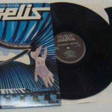 Discos de vinilo: 2 LP - VANGELIS - ZIJ GROOTSTE SUCCESSEN - MADE IN THE NERTHERLANDS - VANGELIS. Lote 104057823
