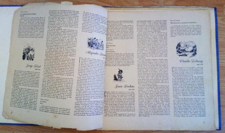 Discos de vinilo: BEETHOVEN 2 DISCOS Y ALBUM 1952 1a. EDICIÓN ALEMANIA DEUTSCHE GRAMMOPHON GESELLSCHAFT IX SINFONIE - Foto 6 - 104060871