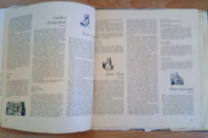 Discos de vinilo: BEETHOVEN 2 DISCOS Y ALBUM 1952 1a. EDICIÓN ALEMANIA DEUTSCHE GRAMMOPHON GESELLSCHAFT IX SINFONIE - Foto 7 - 104060871