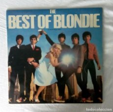 "Discos de vinilo: VINILO LP ""THE BEST OF BLONDIE"" CHRYSALIS 1981. Lote 104069059"
