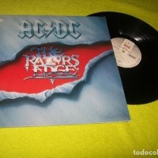 Discos de vinilo: AC/DC - THE RAZORS EDGE ..LP DE 1990 – EDICION ORIGINAL DE ALEMANIA - MUY BUEN ESTADO. Lote 104072147