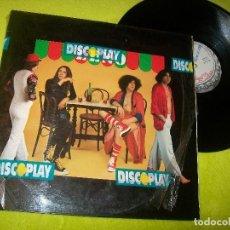 Discos de vinilo: LEÑO - LEÑO ..LP DE CHAPA DE DISCOS - 1979 2ª EDICION - 1987 .. MUY BUEN ESTADO. Lote 104085927