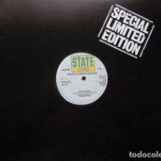 Discos de vinilo: THE MAYTALS - DISCO REGGAE - MAXI - 2 TEMAS - SPECIAL LIMITED EDITION FROM 1977.. Lote 114844183