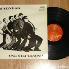Discos de vinilo: MADNESS-ONE STEP BEYOND. Lote 132347878