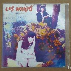 Discos de vinilo: SINGLE - LOS NAVAJOS - POBRE RAMON / SWEATIN GREEN - VIRUS RECORDS 1A PB 45059 - 1991. Lote 104101271