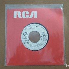 Discos de vinilo: SINGLE - NINA SIMONE - MY SWEET LORD / POPPIES - RCA VICTOR ESP 534 - 1973 - PROMO. Lote 104101371