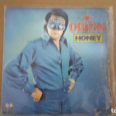 Discos de vinilo: SINGLE - ORION - HONEY / WASHING MACHINE - CHARLY RECORDS S1-CH 115 - 1981. Lote 104103363
