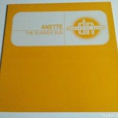 Discos de vinilo: ANETTE - THE SUMMER SUN. Lote 104104668