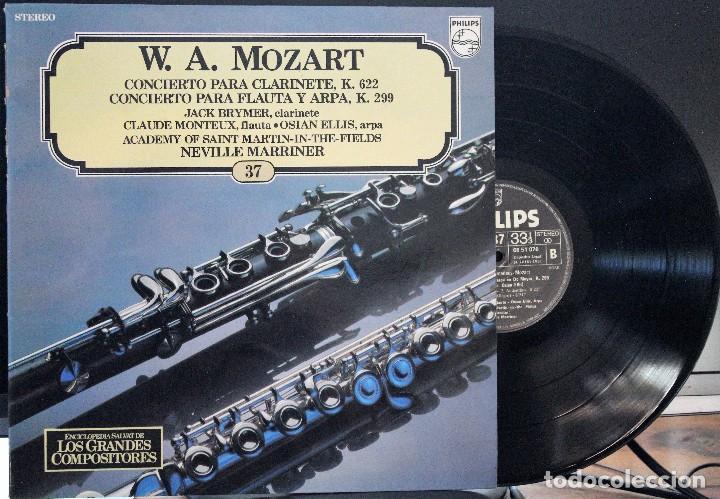 REGALA-TE MÚSICA CLÁSICA: *LOS GRANDES COMPOSITORES* -W.A. MOZART- Nº37 (Música - Discos de Vinilo - Maxi Singles - Clásica, Ópera, Zarzuela y Marchas)