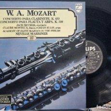 Discos de vinilo: REGALA-TE MÚSICA CLÁSICA: *LOS GRANDES COMPOSITORES* -W.A. MOZART- Nº37. Lote 104118035