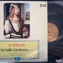 Discos de vinilo: REGALA-TE MÚSICA CLÁSICA: *CAUDAL CLÁSICO* -R. STRAUSS- ASÍ HABLÓ ZARATUSTRA.. Lote 104119563