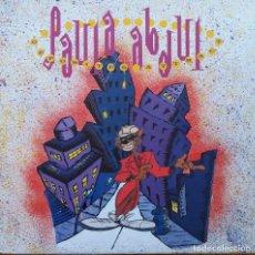 Discos de vinilo: PAULA ABDULOPPOSITES ATTRACT. LP ALEMANIA.. Lote 104129079