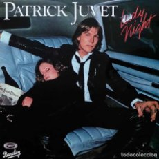 Discos de vinilo: PATRICK JUVET. LADY NIGHT. LP ESPAÑA. Lote 104130015