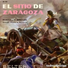 Discos de vinilo: RONDALLA BRETON,EL SITIO DE ZARAGOZA - SINGLE BELTER 1961. Lote 104130915