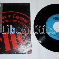 Discos de vinilo: T.H.C. - CASTILLOS DE CUENTOS - SELLO PASARELA1987. Lote 104136047