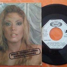 Discos de vinilo: MARÍA JIMÉNEZ FRENTE AL AMOR+2 EP PROMOCIONAL MOVIEPLAY 1982. Lote 148001708
