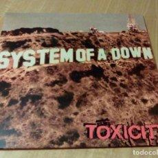 Discos de vinilo: SYSTEM OF A DOWN - TOXICITY (LP REEDICIÓN) NUEVO. Lote 180879245
