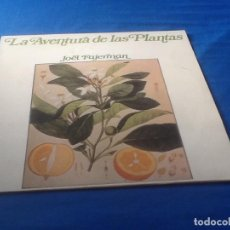Discos de vinilo: LA AVENTURA DE LAS PLANTAS... POR JOËL FAJERMAN (RCA, 1982) - BANDA SONORA ORIGINAL -. Lote 104167211