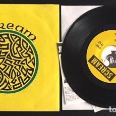 Disques de vinyle: SINGLE EP VINILO SCREAM MARDI GRAS DE 1990 DAVE GROHL POST HARDCORE. Lote 104169503