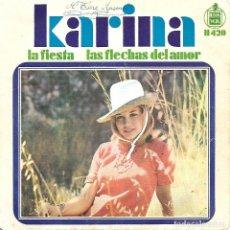 Discos de vinilo: KARINA (HISPAVOX-1968). Lote 104177103