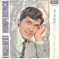 Discos de vinilo: ENGELBERT HUMPERDINCK (DECCA-1967). Lote 104177587