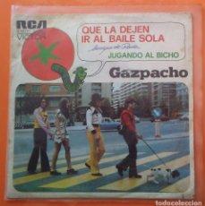 Discos de vinilo: GAZPACHO. Lote 104178171